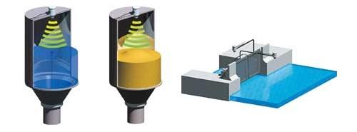 Thiết bị đo mức nước bằng sóng siêu âm HONDA