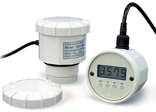 Thiết bị đo mức nước bằng sóng siêu âm HONDA-HAL420