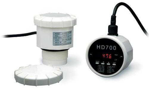 Thiết bị đo mức nước bằng sóng siêu âm HONDA-HD700